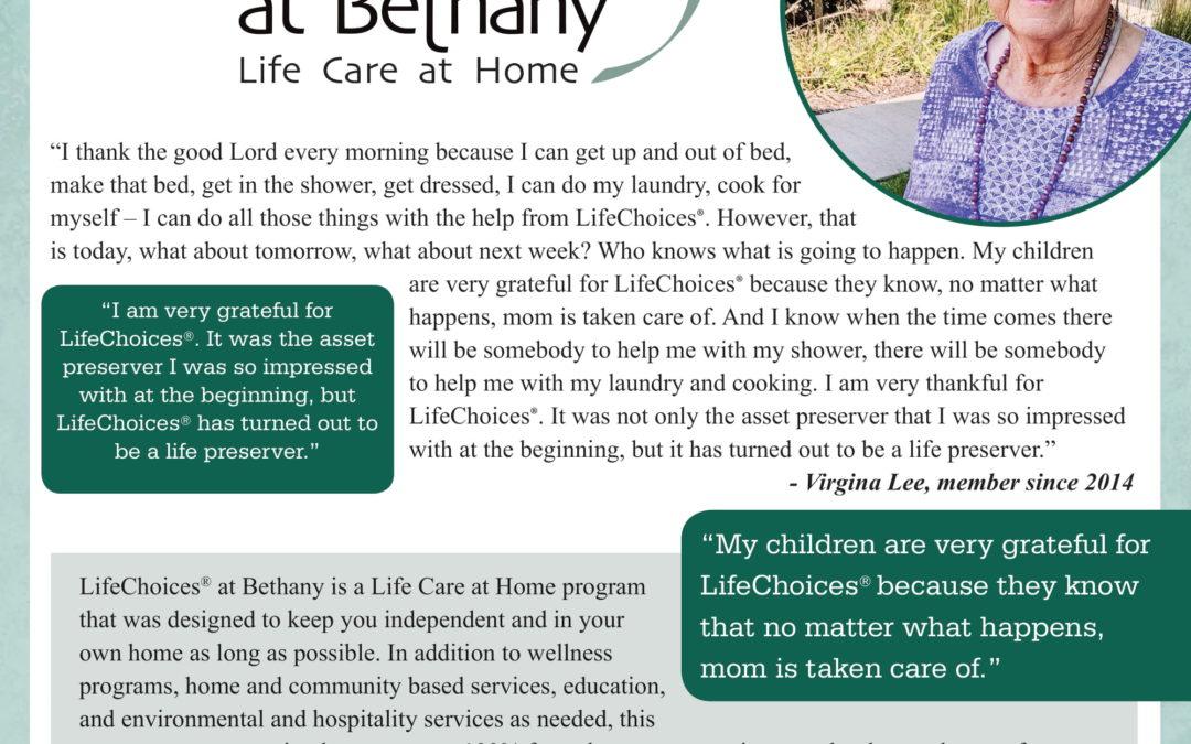 LifeChoices Article – November 2019