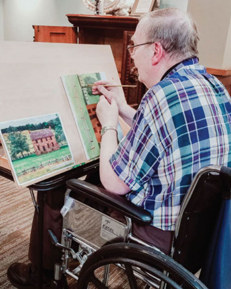 Respire Care - Painting Class